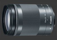Canon EF-M 18-150mm F/3.5-5.6 IS STM
