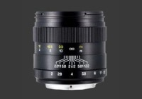 ZY Optics Mitakon Creator 85mm F/2