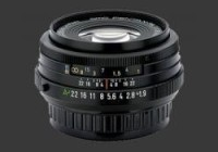 Pentax FA 43mm F1.9 Limited
