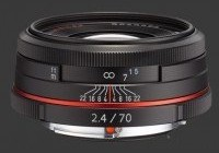 Pentax HD DA 70mm F2.4 Limited
