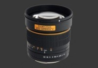 Samyang 85mm F/1.4 IF MC Asph