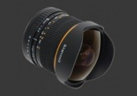 Samyang 8mm F/3.5 Asph IF MC Fisheye CS