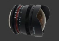 Samyang VDSLR 8mm T3.8 Asph IF MC Fisheye CS
