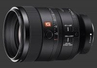 Sony GM FE 100mm F/2.8 STF OSS