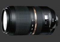 Tamron Di SP 70-300mm F/4-5.6 VC USD